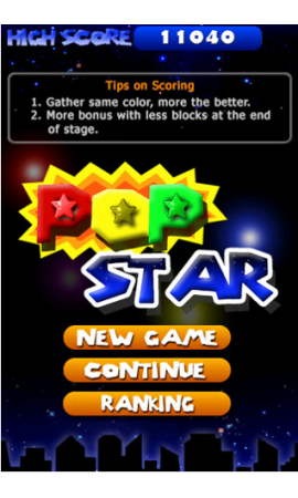 PopStar! Lite V1.17 for iPhone/iPad-1
